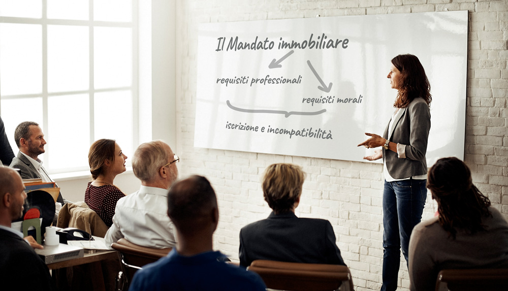 esame per agente immobiliare - guida rapida